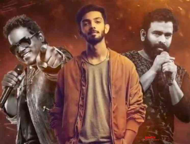 Thalapathy Vijay Master Audio Official Tracklist Anirudh Musical - Telugu Movie Cinema News