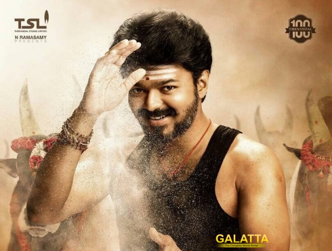 Mersal is Still Trending High on Twitter