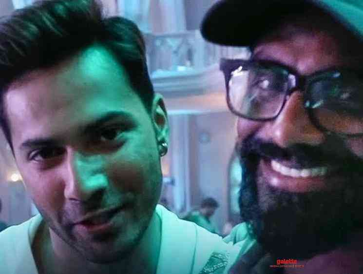 Making of Mile Sur Street Dancer 3D Varun Dhawan Shraddha Kapoor - Tamil Movie Cinema News