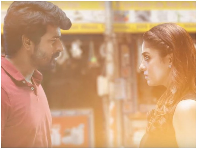 Sivakarthikeyan Mr Local Nee Nenacha Lyric Video Nayanthara