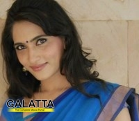 Mythriya Gowda appears in public!