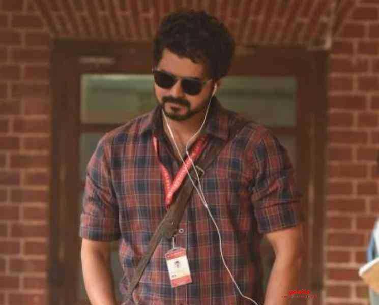 மாஸ்டர் படத்தின் டப்பிங் பணிகள் துவங்கியது ! மேலும் படிக்க...- Tamil Movies News