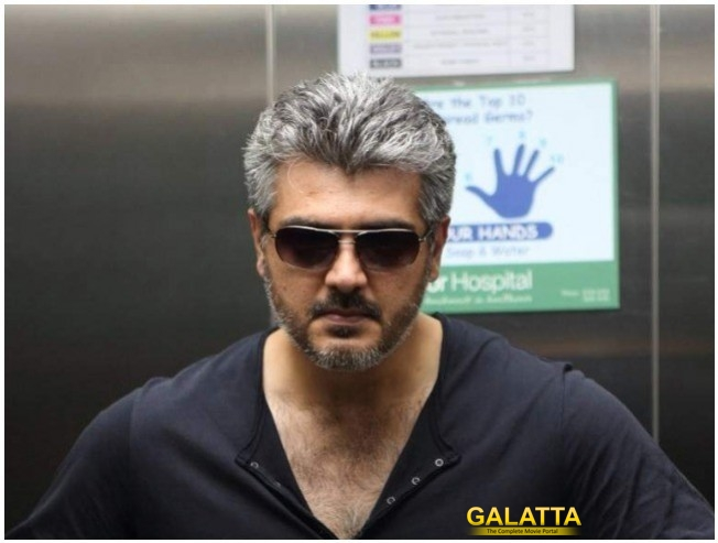Ajith Viswasam Nayanthara Director Siva To Begin Shooting In March