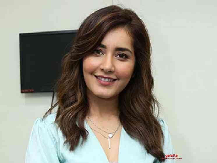 Raashi Khanna is heroine for Suriya Hari Aruvaa Studio Green - Tamil Movie Cinema News