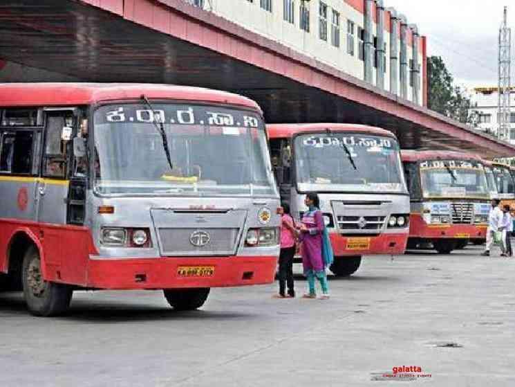 Karnataka free intra state transport for migrant workers - Tamil Movie Cinema News