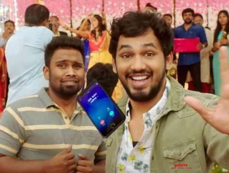Naan Sirithal Movie Climax Hiphop Aadhi Iswarya Menon - Tamil Movie Cinema News