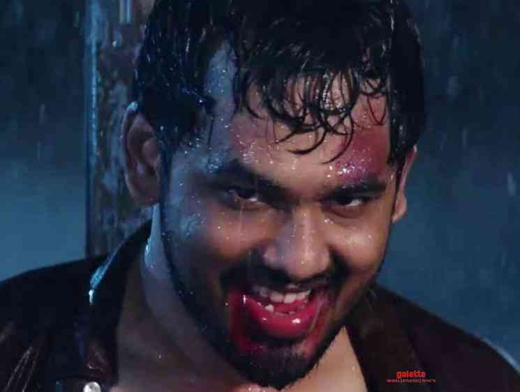 Naan Sirithal Interval Scene Hiphop Aadhi Iswarya Menon - Tamil Movie Cinema News