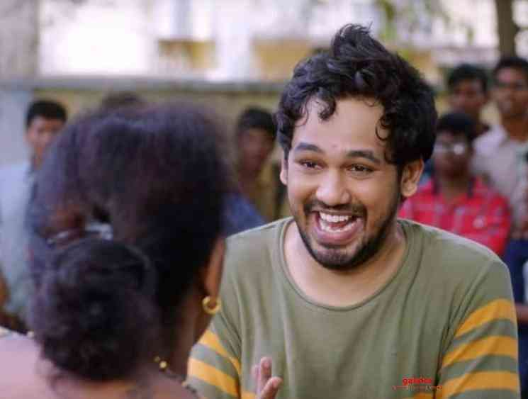 Naan Sirithal Naan Siricha Video Hiphop Tamizha Iswarya Menon - Tamil Movie Cinema News