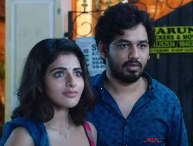 Naan Sirithal Movie Scenes part 7 Hiphop Aadhi Iswarya Menon - Tamil Movie Cinema News