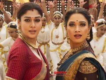 O Sye Raa Full Video Song Tamil Chiranjeevi Nayantharaa - Tamil Movie Cinema News