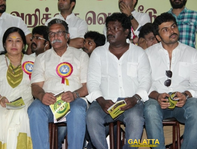 Nadigar Sangam and Producer's Council to work separately