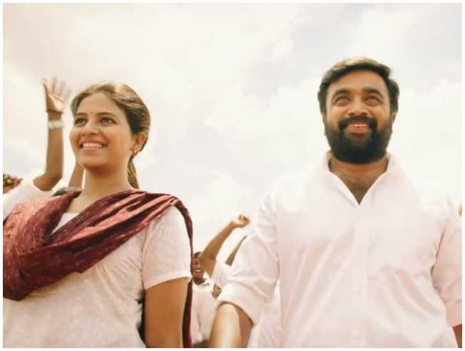 Sasikumar movie with director Ponram titled MGR Magan - Movie Cinema News