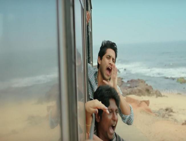 Watch the new video from Samantha and Naga Chaitanya's Majili!