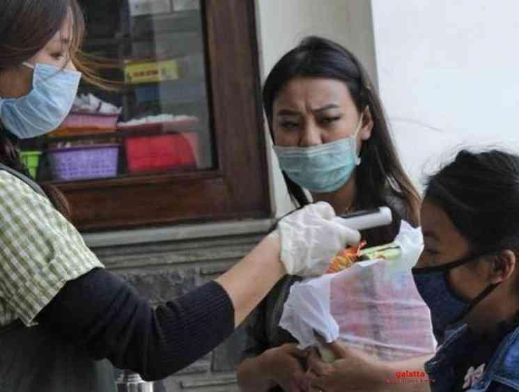 Nagaland corona free status lost 3 Chennai migrant workers return - Tamil Movie Cinema News