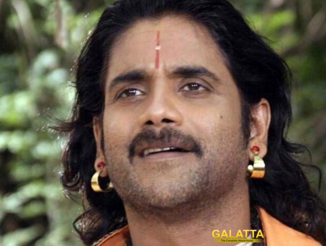 Nag in another devotional role