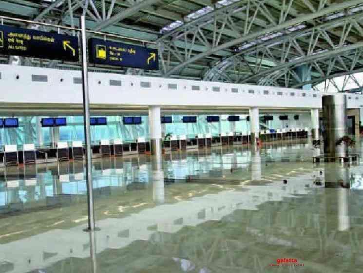 Standard procedures for passengers at Tamil Nadu airports - Tamil Movie Cinema News