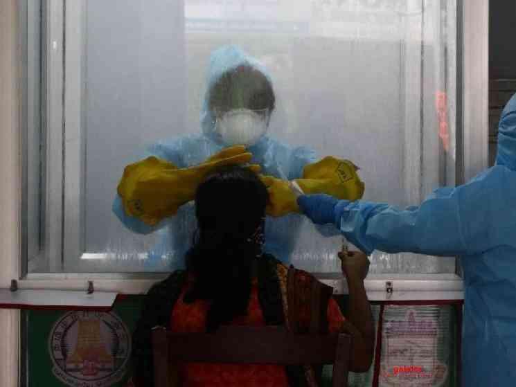 Chennai family refused COVID testing Corporation despite symptoms - Tamil Movie Cinema News