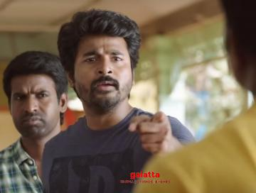 Namma Veettu Pillai emotional scene Sivakarthikeyan Soori comedy - Tamil Movie Cinema News