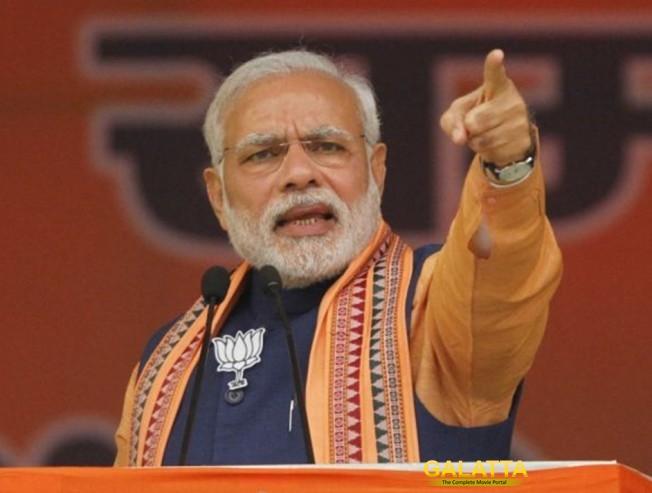 Vivek Oberoi Tamil Telegu PM Modi Biopic Speculative