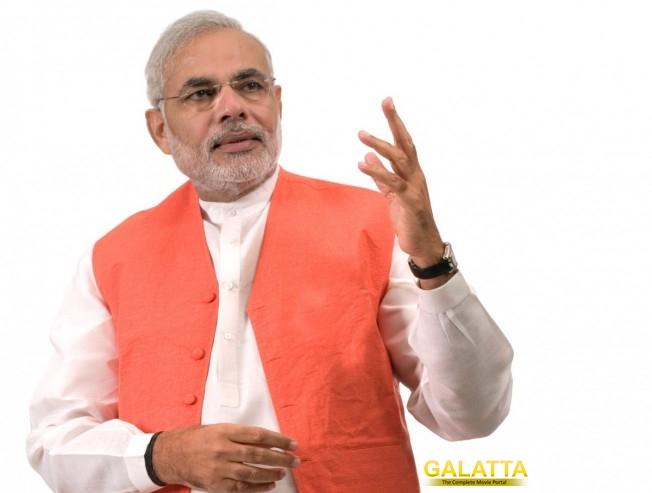 First RK Nagar, now Modi!