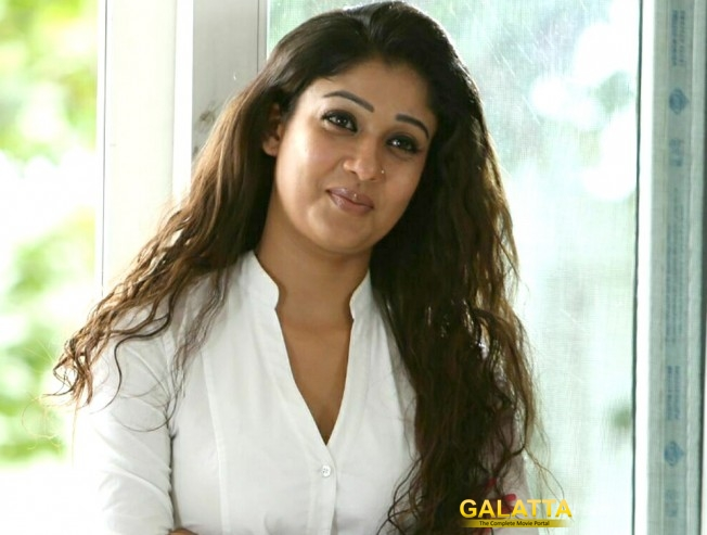 Nayan Bags a Role Opposite Chiranjeevi