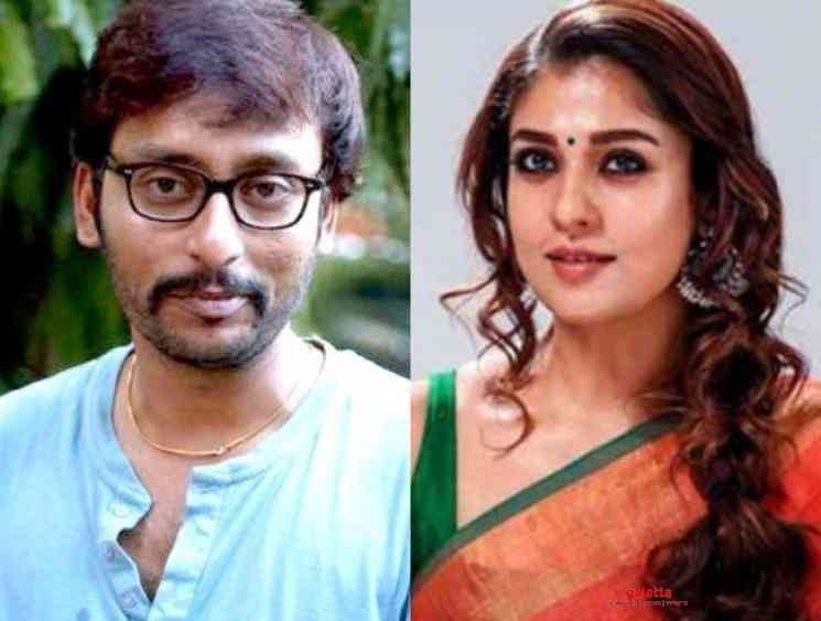 Nayanthara's Mookuthi Amman first look release date announced - Tamil Cinema News