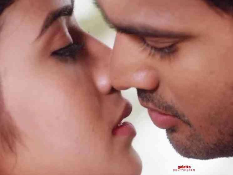 Neevalle Nenunna Movie Love Scene Surya Sreenivas Sri Pallavi - Tamil Movie Cinema News