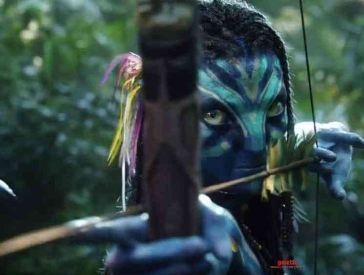New Avatar making video Zoe Saldana James Cameron - English Movie Cinema News