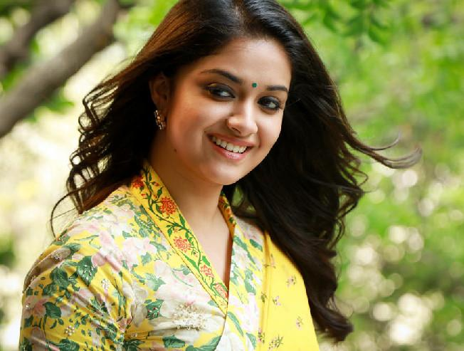 Keerthy Suresh to make her Bollywood debut with Badhaai Ho director Amit Sharma Boney Kapoor
