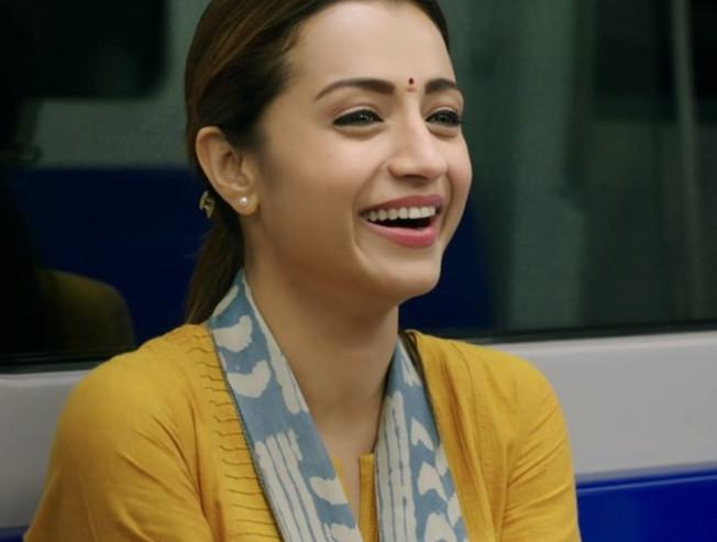 Official: Trisha reveals the title of her next biggie after 96 and Petta