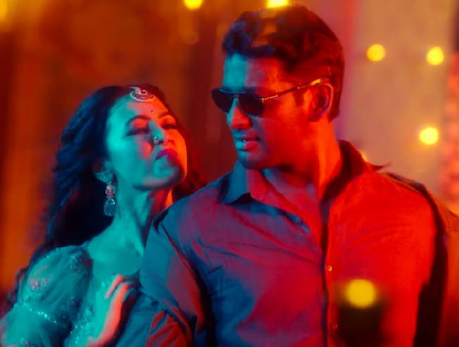 Vera Levelu video song from Vishal starrer Ayogya also ft Sana Khan
