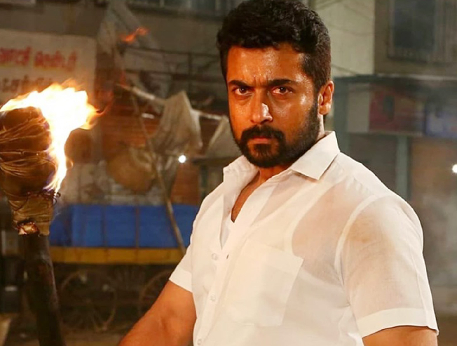 Suriya to release the title of director Chimbu Deven next under Venkat Prabhu production