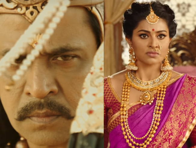 Arjun and Sneha's new historical film teaser is here - check out