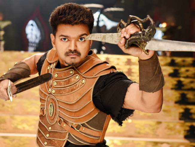 Puli director's next film title announced - check it out!