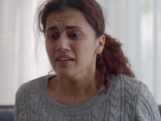 Taapsee's Game Over Tamil Movie Trailer - Intriguing and thrilling! - Tamil Cinema News