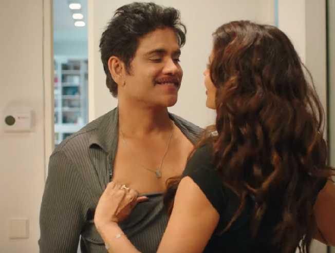 Nagarjuna starrer Manmadhudu 2 Official Teaser Rakul Preet Singh