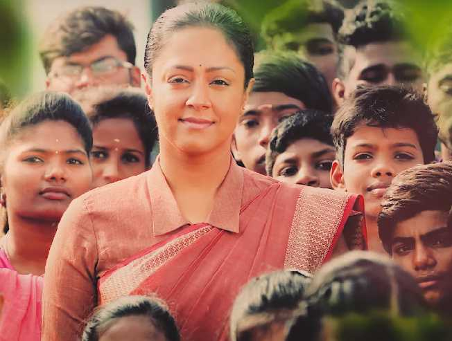 Jyothika's Raatchasi new promo video - check out