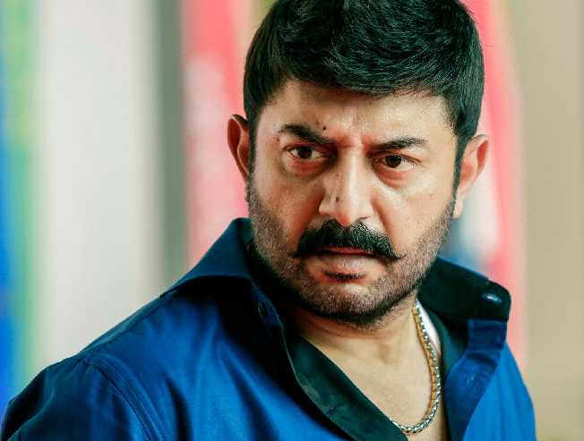 Official: Arvind Swami's next film title and first look revealed - check out