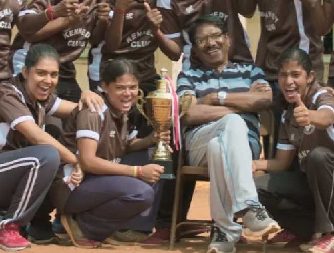 Bharathiraja starrer Kennedy Club - new video song is here