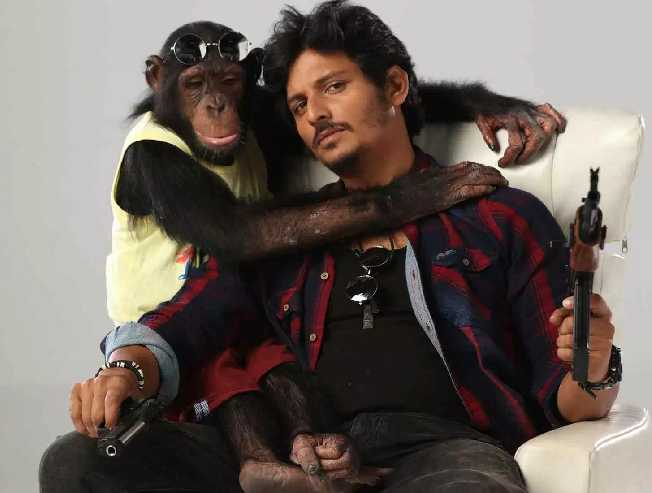 Jiiva Gorilla Tamil Movie Review by Galatta Shalini Pandey - Tamil Movie Cinema News