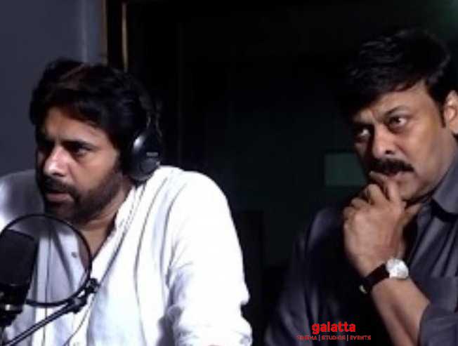 Pawan Kalyan says nobody dared to make Sye Raa except Ram Charan