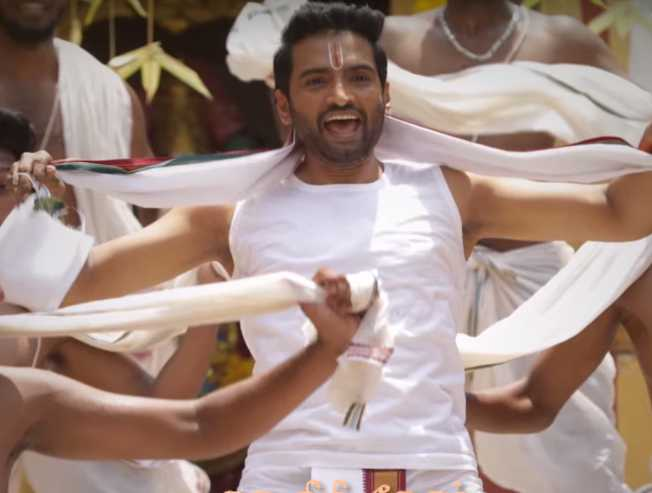 Santhanam's A-1 New Song Video is here | Santhosh Narayanan
