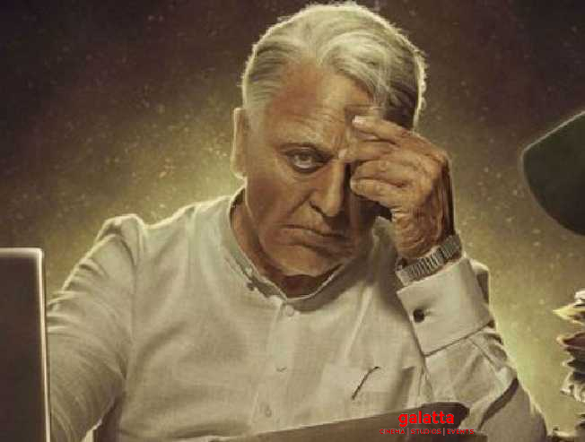Indian 2 co-writer's rocking statement on Indian Thatha and Chitti Robot!