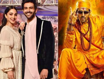 Kiara Advani and Kartik Aaryan to pair up for Bhool Bhulaiyaa 2?