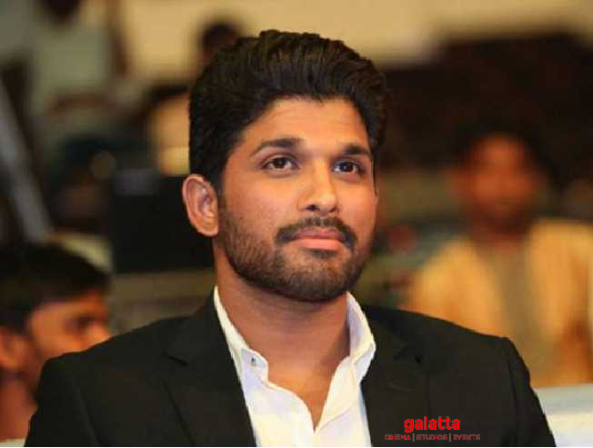 Allu Arjun is all praise for this recently released film!