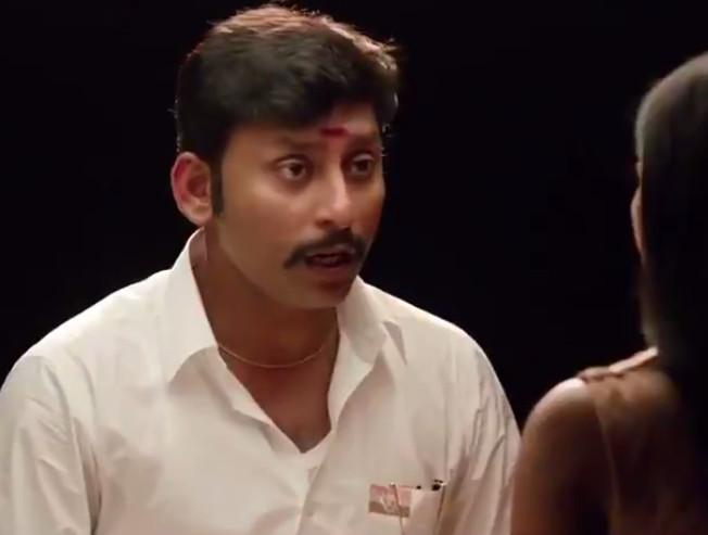 RJ Balaji LKG new deleted scene released as promo teaser Priya Anand check out