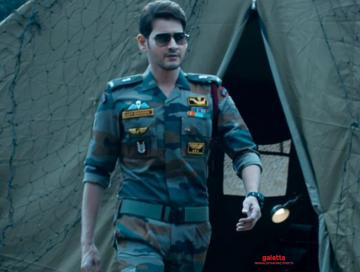 Mahesh Babu and team wrap up the crucial interval scene of Sarileru Neekevvaru!
