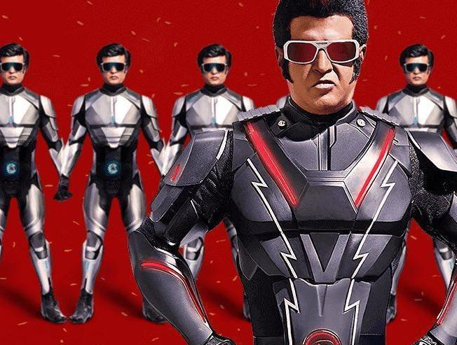 Shankar directorial 2point0 China release titled as Bollywood Robot 2point0 Resurgence