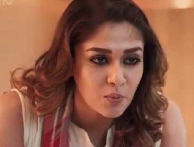 Nayanthara's Airaa New Promo | Indirect reply to Radharavi