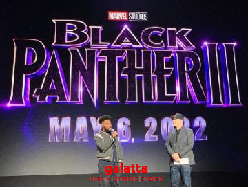 Ryan Coogler returns to direct next Black Panther which will see a release in 2020!
